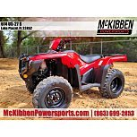 2021 Honda FourTrax Foreman for sale 201049762