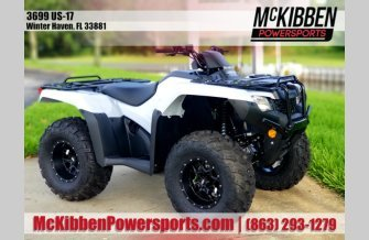 2021 Honda FourTrax Rancher for sale 200939730
