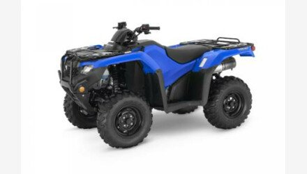 2021 Honda FourTrax Rancher 4X4 Automatic DCT IRS EPS for sale 200989337