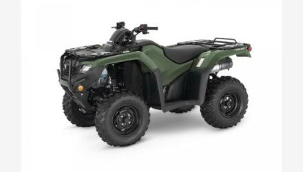2021 Honda FourTrax Rancher 4X4 Automatic DCT IRS EPS for sale 200995201