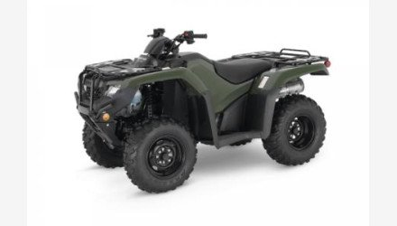 2021 Honda FourTrax Rancher for sale 201000001