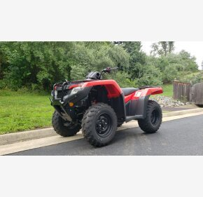 2021 Honda FourTrax Rancher ES for sale 201011572