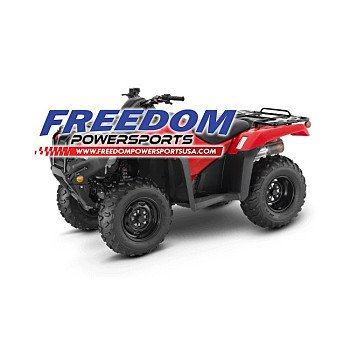2021 Honda FourTrax Rancher 4X4 Automatic DCT IRS for sale 201041271