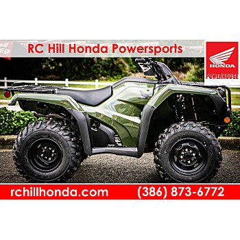 2021 Honda FourTrax Rancher for sale 201061083