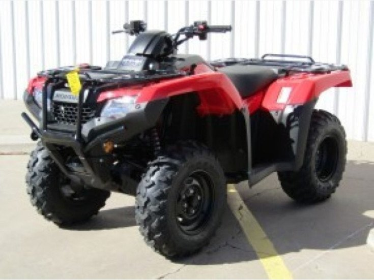 2021 Honda FourTrax Rancher for sale 201063474