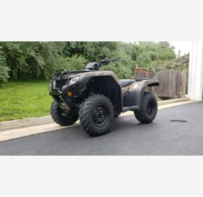 2021 Honda FourTrax Rancher 4x4 ES for sale 201070504