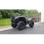 2021 Honda FourTrax Rancher 4x4 ES for sale 201087217