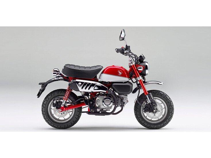 2021 Honda Monkey ABS specifications