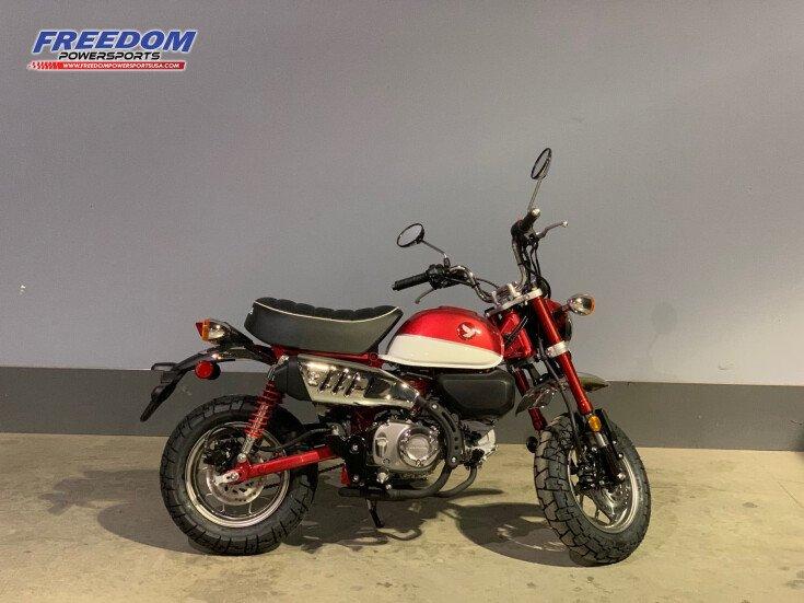 2021 Honda Monkey ABS for sale 201049539