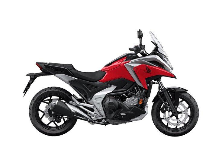2021 Honda NC750X Base specifications