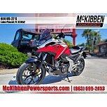 2021 Honda NC750X for sale 201115826