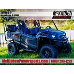 2021 Honda Pioneer 1000 for sale 201003670