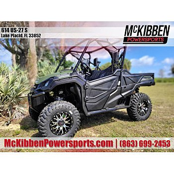 2021 Honda Pioneer 1000 for sale 201044334