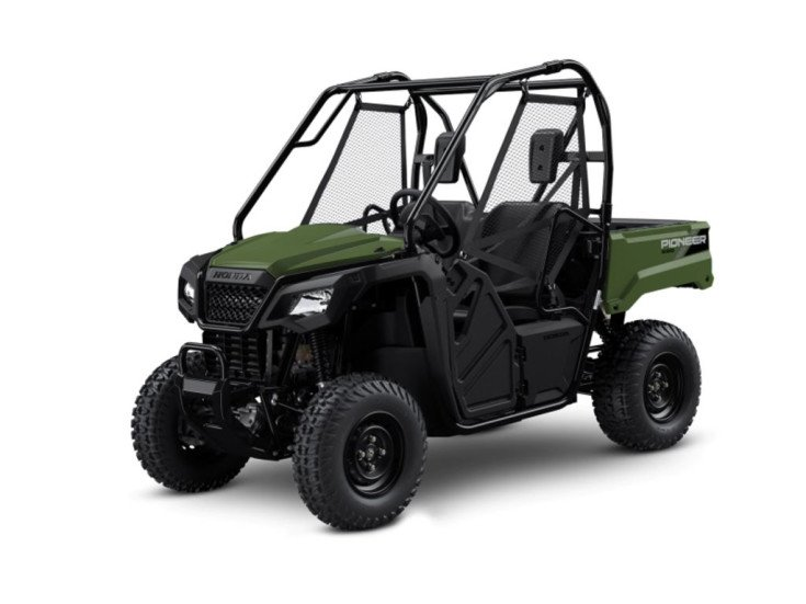 2021 Honda Pioneer 520 for sale 201081242