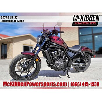 2021 Honda Rebel 1100 for sale 201039826