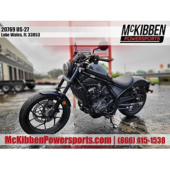 2021 Honda Rebel 1100 for sale 201041523