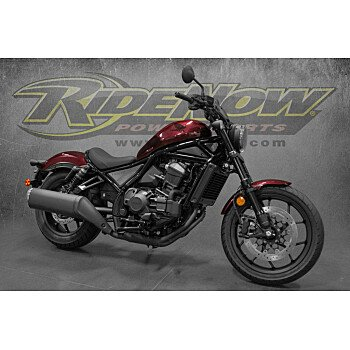 2021 Honda Rebel 1100 DCT for sale 201043545