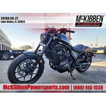 2021 Honda Rebel 1100 for sale 201046544