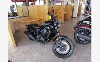 2021 Honda Rebel 1100 DCT for sale 201059979