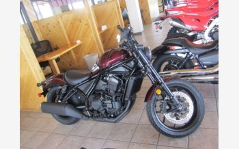 2021 Honda Rebel 1100 DCT for sale 201059980
