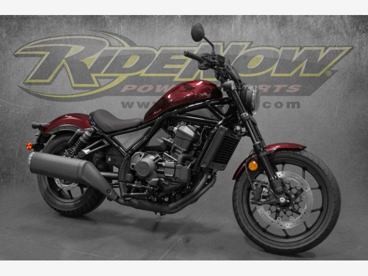 2021 Honda Rebel 1100 for sale 201065539