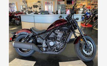 2021 Honda Rebel 1100 for sale 201087131