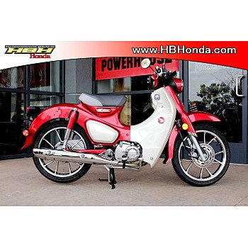 2021 Honda Super Cub C125 ABS for sale 200846270