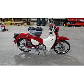 2021 Honda Super Cub C125 for sale 200964108