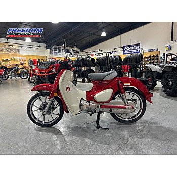 2021 Honda Super Cub C125 ABS for sale 201022229