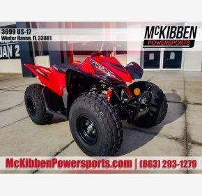 2021 Honda TRX90X for sale 200983113