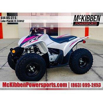 2021 Honda TRX90X for sale 200984144