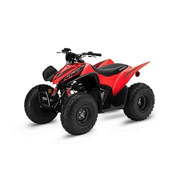 2021 Honda TRX90X for sale 200992041