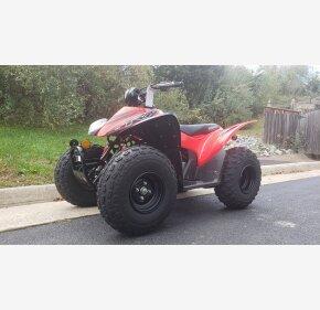 2021 Honda TRX90X for sale 201022763