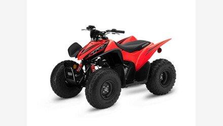 2021 Honda TRX90X for sale 201023391