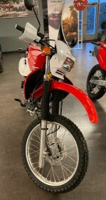 2021 Honda XR650L for sale 201024808