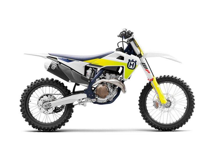 2021 Husqvarna FC350 350 specifications