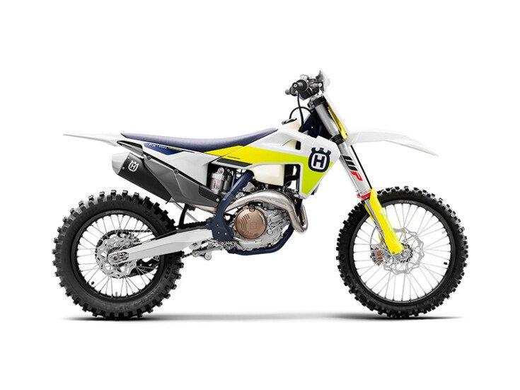 2021 Husqvarna FX450 450 specifications