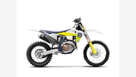 2021 Husqvarna FX450 for sale 200946918