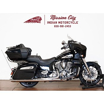 2021 Indian Roadmaster Limited for sale 200973468