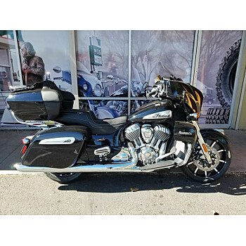 2021 Indian Roadmaster Limited for sale 200988269