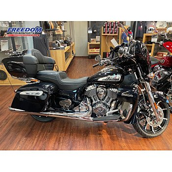 2021 Indian Roadmaster Limited for sale 201001546