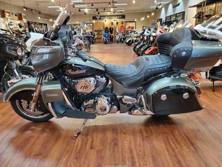 2021 Indian Roadmaster for sale 201018921