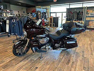 2021 Indian Roadmaster Limited for sale 201052799
