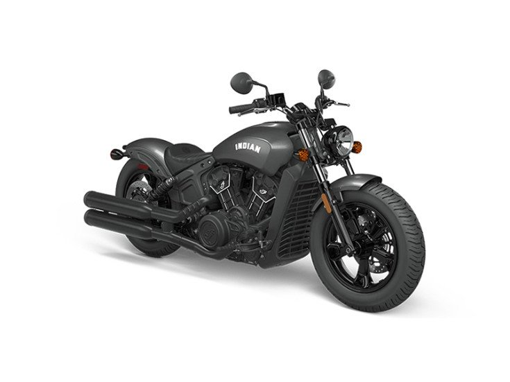 2021 Indian Scout Bobber Sixty specifications