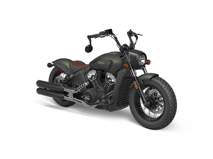 2021 Indian Scout Bobber Twenty specifications