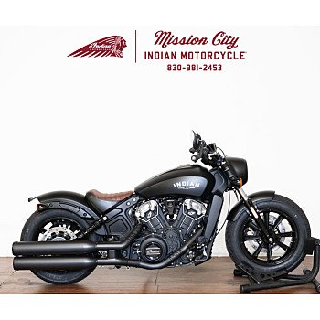 2021 Indian Scout Bobber for sale 200972913