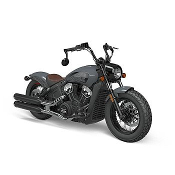 """2021 Indian Scout Bobber """"Authentic"""" ABS for sale 200986406"""