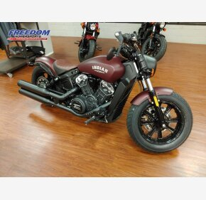 2021 Indian Scout Bobber for sale 201001598