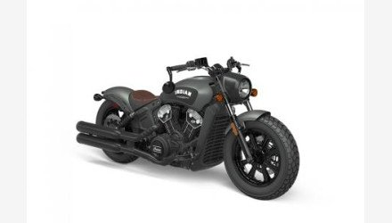 2021 Indian Scout Bobber for sale 201018341