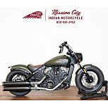 """2021 Indian Scout Bobber """"Authentic"""" ABS for sale 201050564"""